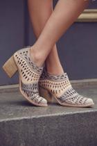 Jeffrey Campbell X Free People Womens Greyjoy Ankle Boot