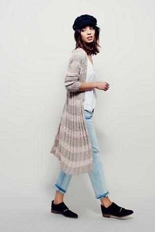 Free People Womens Free Spirit Cardigan