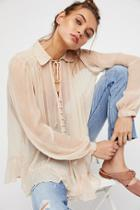 This Babe Buttondown By Free People