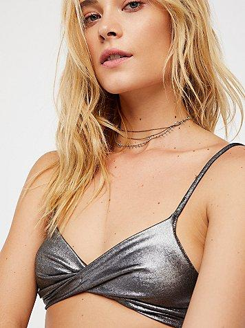 Shine A Light Soft Bra By Intimately At Free People