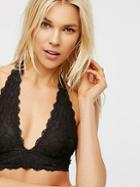 Galloon Lace Halter Bra By Intimately At Free People