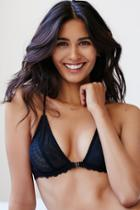Midnight Hour Triangle Bra By Intimately At Free People