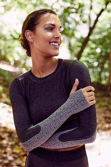Seamless Patience And Strength Crop By Fp Movement At Free People