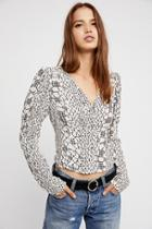 Sweet On You Blouse By Free People
