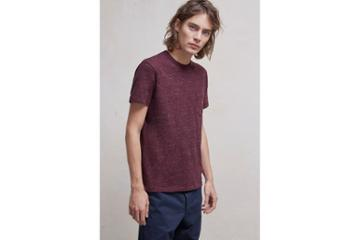 French Connection Granite Grindle Jersey T-shirt
