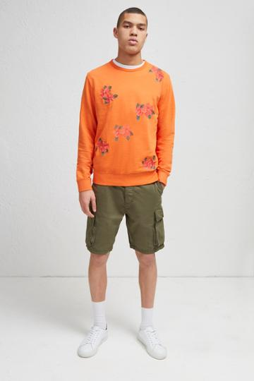 French Connection Wela Flower Sweatshirt