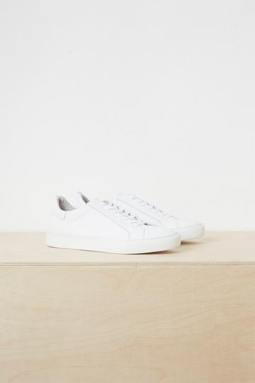 French Connenction Lars Lace Up Trainers