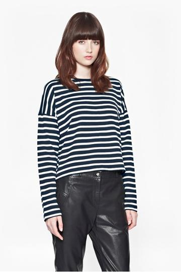 French Connection French Stripe Top