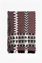 French Connection Dona Jacquard Scarf