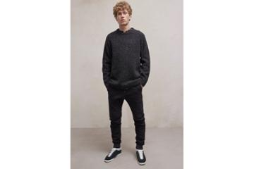 French Connection Oversized Donegal Crew Neck Jumper