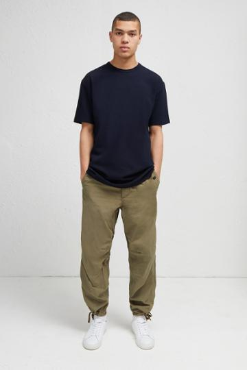 French Connection Overdyed Drawstring Trousers
