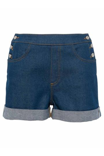 French Connenction Orlina Denim Shorts
