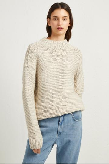 French Connenction Neve Links Knit Jumper