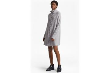 French Connection Cash Blend Capsule Sweater Dress