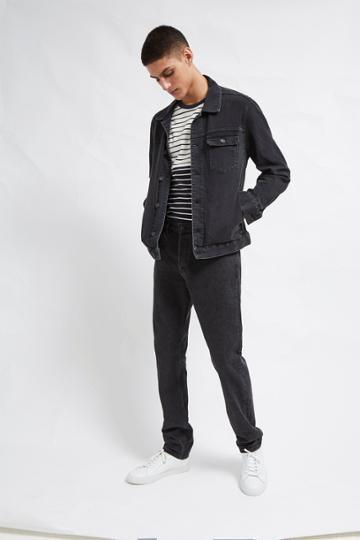 French Connenction Vintage Denim Jacket