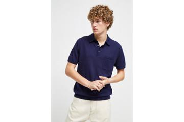 French Connection Super Fine Cotton Polo Shirt