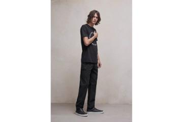 French Connection Brushed Cotton Twill Stretch Trousers