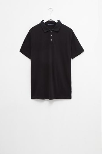 French Connenction Jersey Polo Shirt