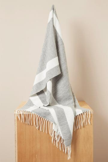 French Connenction Clayton Stripe Scarf
