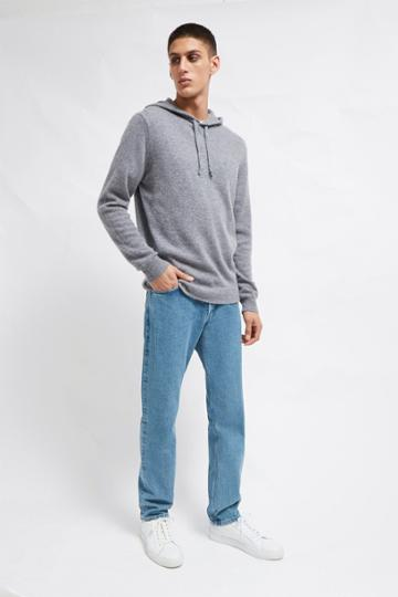 French Connenction Cashmere Hoody