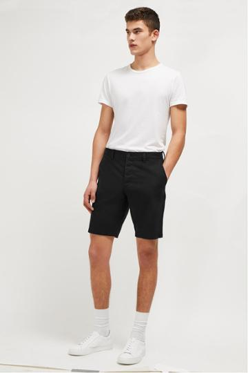 French Connenction Machine Stretch Shorts