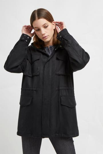 French Connenction Nancy Kruger Field Jacket