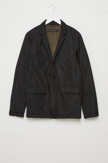 French Connenction Parachute Contrast Jacket