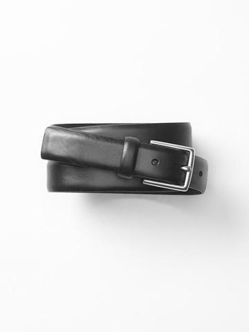 Gap Leather Belt - Black