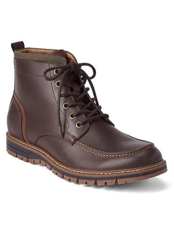Gap Men Lace Up Boots - Brown