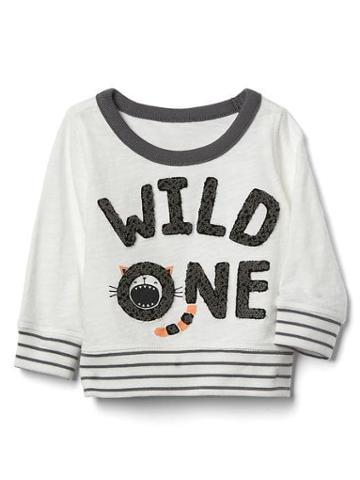 Gap Women Wild One Slub Pullover - New Off White