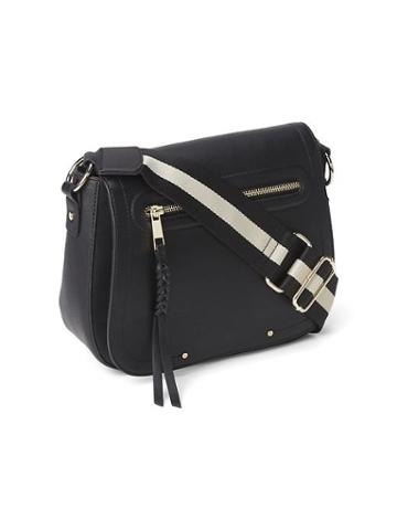 Gap Women Crossbody Purse - True Black