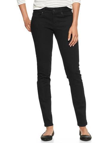 Gap 1969 Always Skinny Jeans - Black