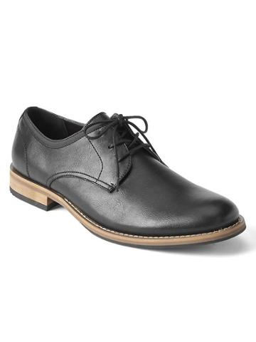 Gap Men Lace Up Dress Shoes - Black