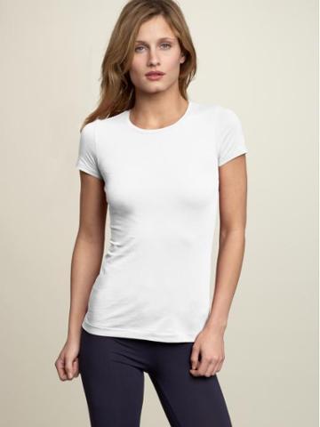 Gap Womens White Pure Body Shirt