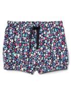 Gap Jersey Bubble Shorts - Floral