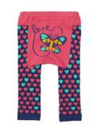 Doodle Pants Butterfly Leggings