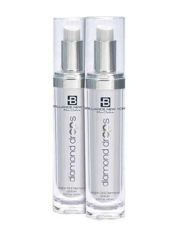 Brilliance New York Diamond Drops Hair Serum Combo Set
