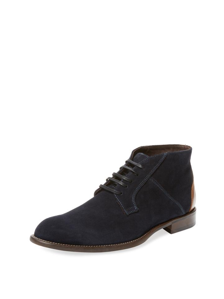 Monza Leather Ankle Boot