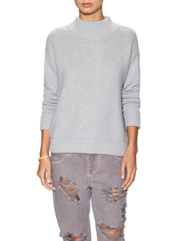 Firth Chunky Mockneck Sweater