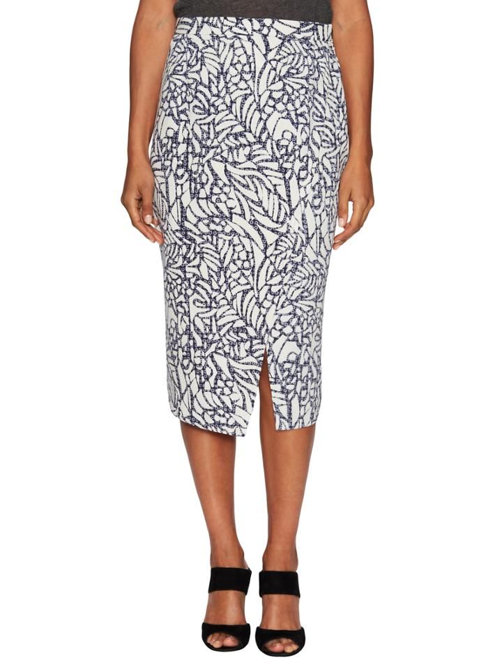Maiyet Long Crossover Slit Skirt