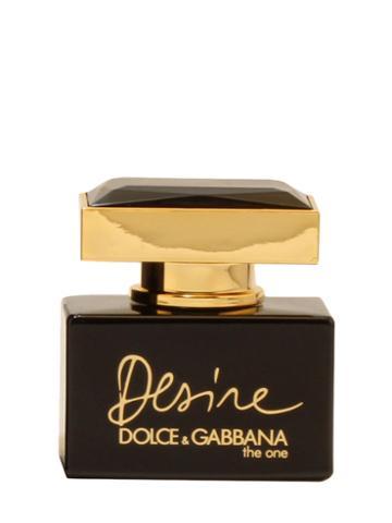 Dolce & Gabbana Fragrance Dolce & Gabbana The One Desire Ladies Eau De Parfum Spray (1 Oz)