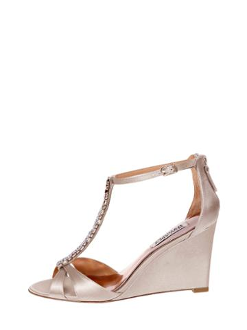 Badgley Mischka Romance Stud Wedge