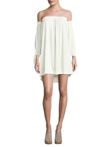 Rachel Pally Trice Solid Shift Dress