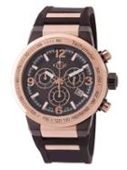 Gv2 Novara Stainless Steel Chronograph Watch, 44mm