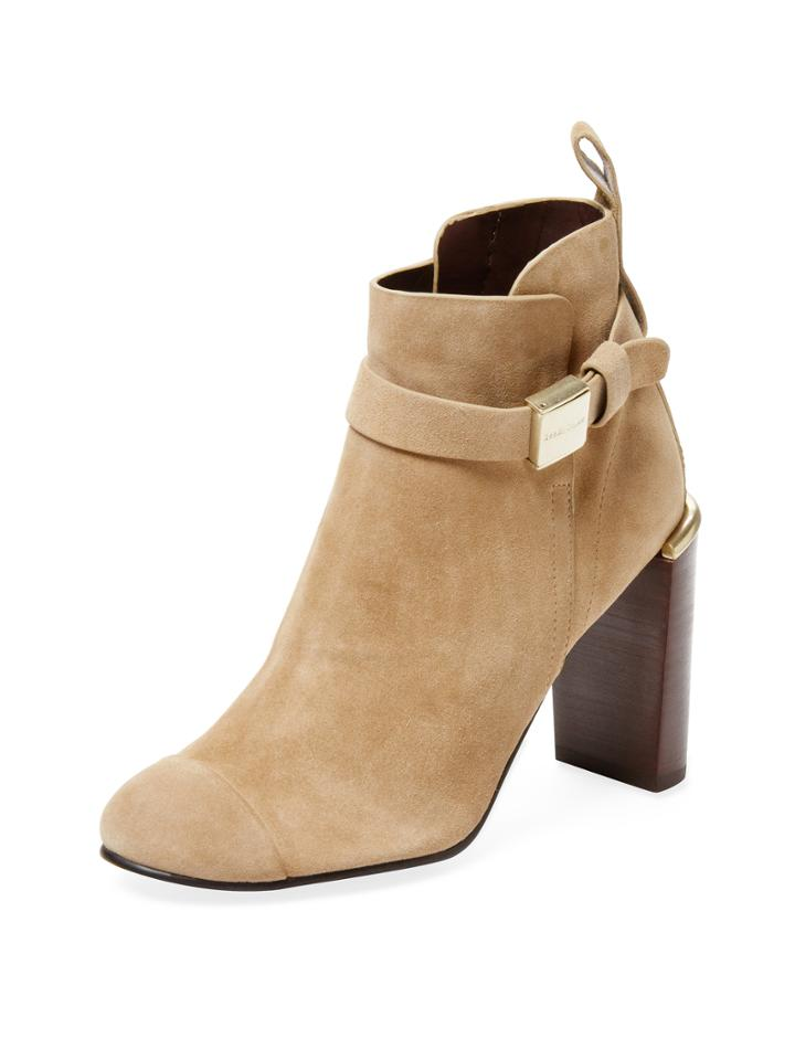 See By Chloe Leather Ankle Boot