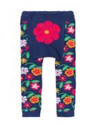 Doodle Pants Flower Leggings