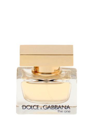 Dolce & Gabbana Fragrance Dolce & Gabbana The One Ladies Eau De Parfum Spray (1 Oz)