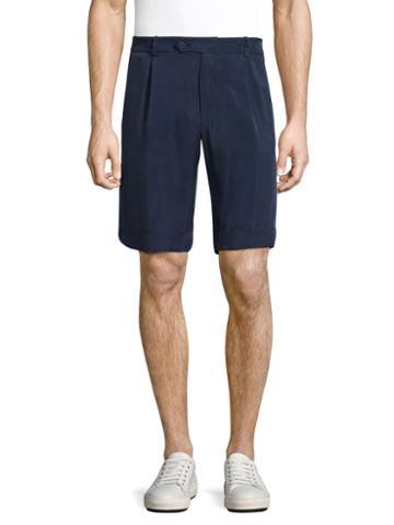 La Perla Solid Woven Shorts