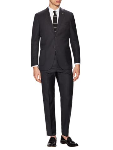 Michael Bastian Gray Label Wool Notch Lapel Suit