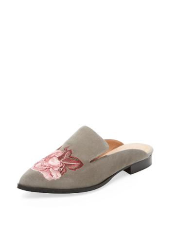 Alex + Alex Yancy-x Low Heel Mule